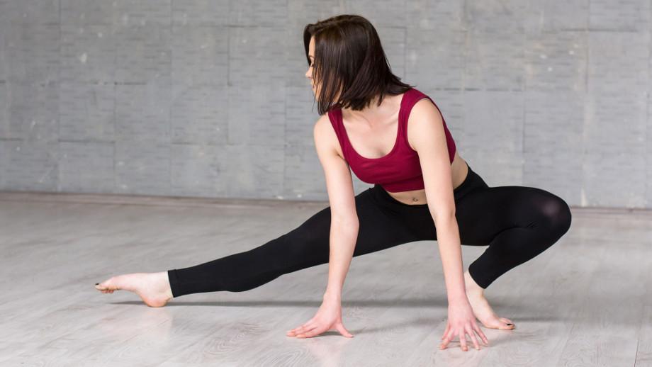 Cvičenie na tvarované boky