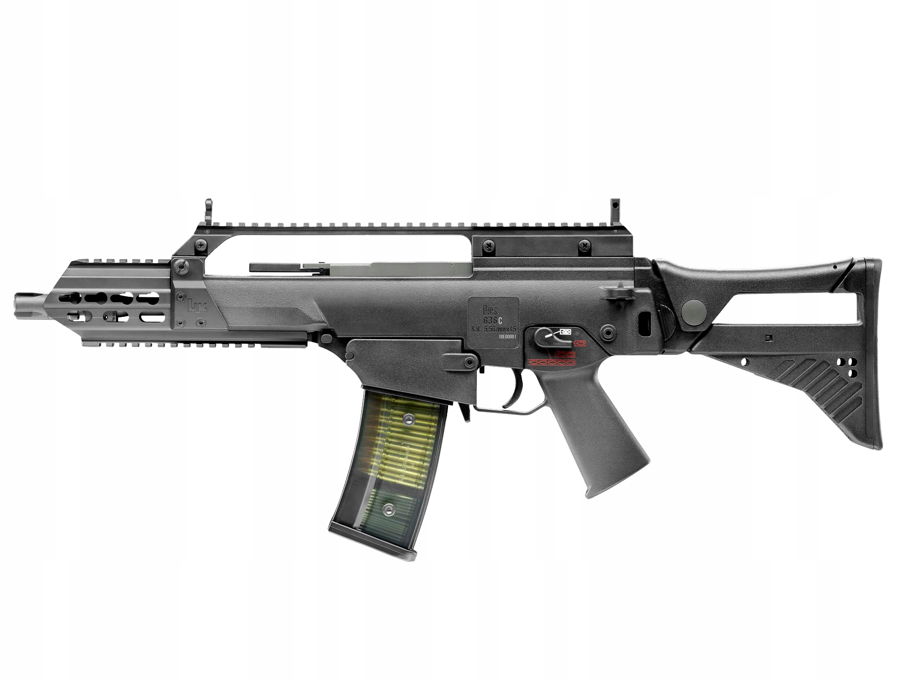 Airsoft -  Asg Heckler & Amp; Koch G36C Blow 6 mm