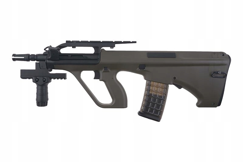 Airsoft -  Assault AEG SW-020TB - OLIVE DRAB