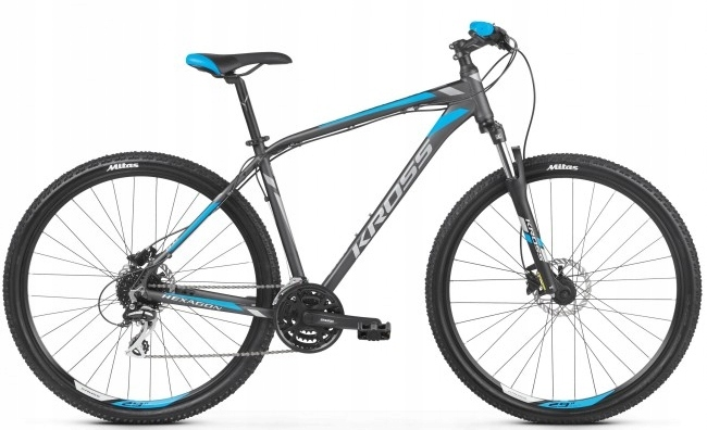 Horský bicykel - KROSS bike Hexagon 5.0 Mountain Cheapest S