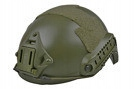 Airsoft -  Replika prilby X-Shield Fast MH - OLIVE