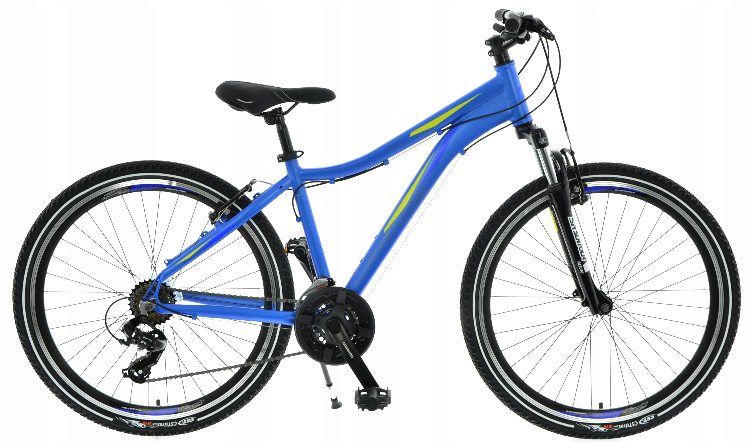Horský bicykel - Bike 26 Kands Slim-R Alor County Shimano 2020