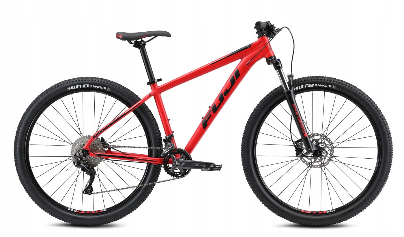 Horský bicykel - MTB Fuji Nevada 29 2.0 Ltd RED 23 ""