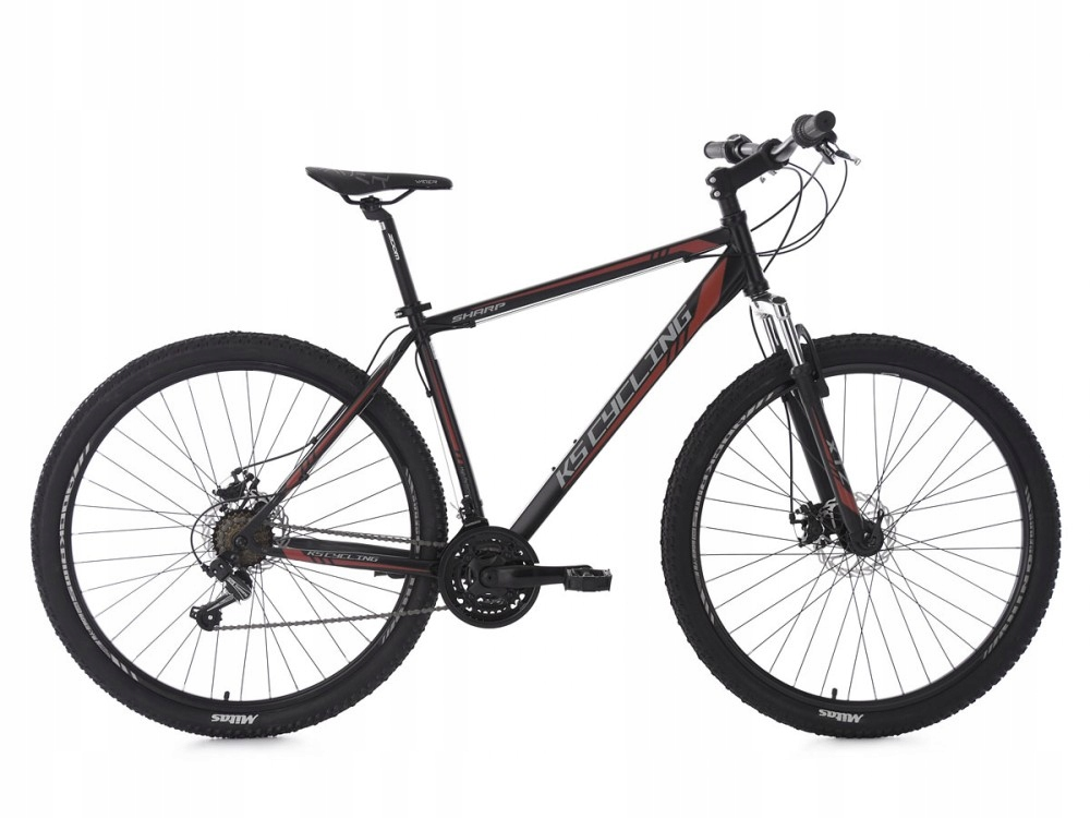 Horský bicykel - Male mountain bike 29 MTB Sharp 21 gear