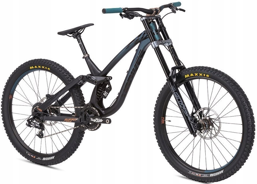 Horský bicykel - NS Bike Bike Fuzz 27.5 '' DH Downhill 2020 Roz.