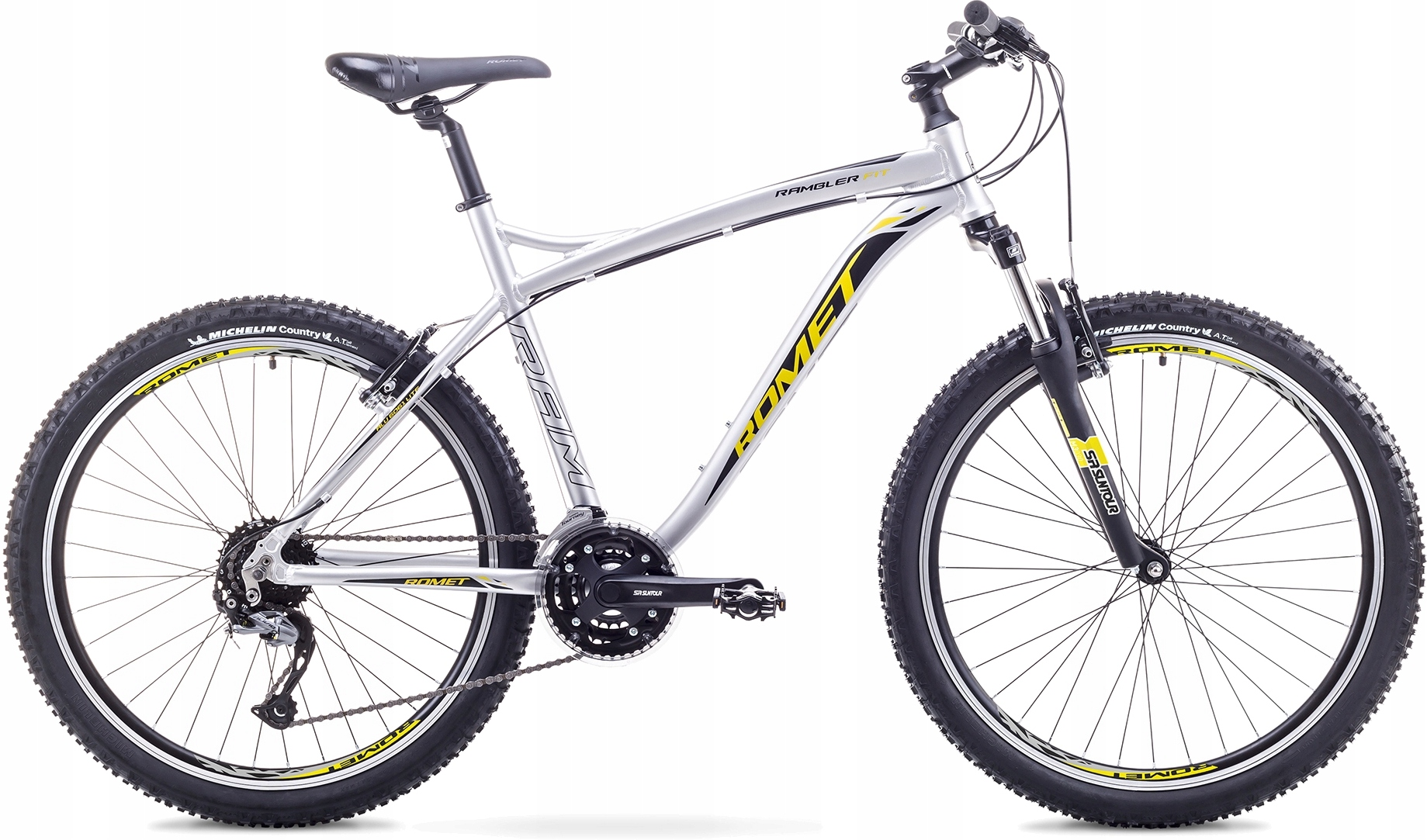 Horský bicykel - Romet Rambler Fit 26 MTB Men's + FREE
