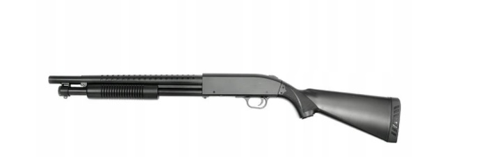 Airsoft -  Shotgun Strzelba Mossberg AGM MP003A Dlhé