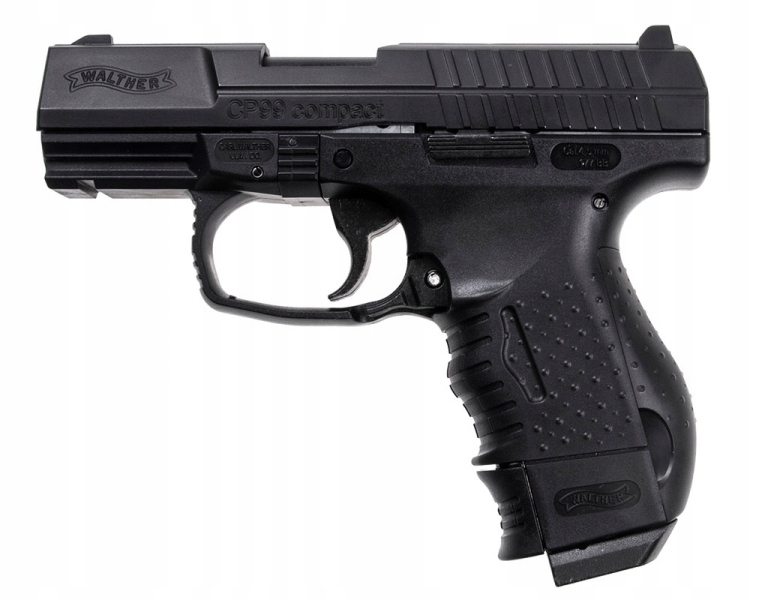 Vzduchovka - WOTBROKER WALTHER CP99 COMPACT BOUTHBACK 4,5 mm
